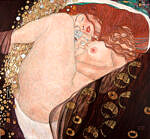 Marc Alexander | Danae After Klimt | Danae After Gustav Klimt | Reproduction